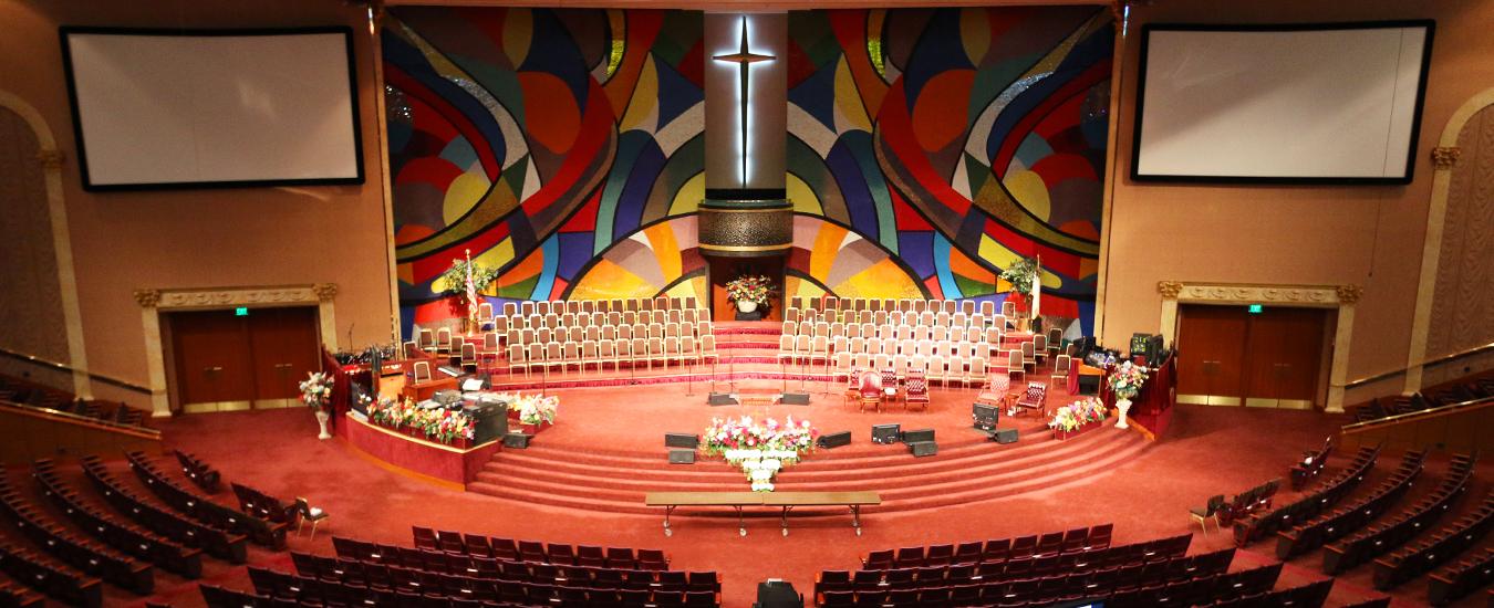 West Angeles Church of God in Christ - Los Angeles, California