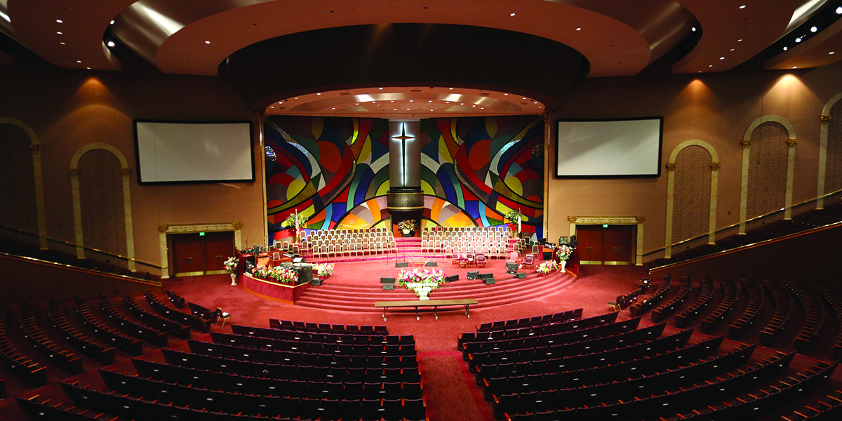 West Angeles Church of God in Christ